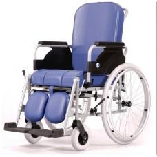 Кресло-коляска инвалидное Vermeiren 9300 с санитарным оснащением