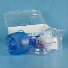 Мешок дыхательный реанимационный Apexmed (типа Амбу)