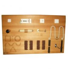 Настенная панель для эрготерапии 402