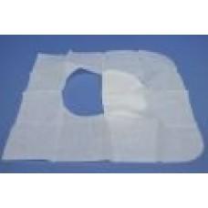Покрытие для унитаза одноразовое бумажное 1 шт. 0342