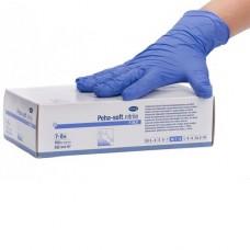 Диагностические нитриловые перчатки PEHA-SOFT Nitrile (без пудры) 100 шт.