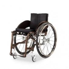 Инвалидная кресло-коляска Meyra модель 1.360 спортивного типа ZX1
