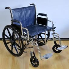 Инвалидная коляска повышенной грузоподъемности LK 6118-51 (56)