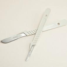 Скальпель хирургический стерильный из нержавеющей стали Certus (Цертус)